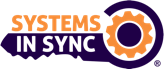 Systems In Sync | Business Systems Architect Logo